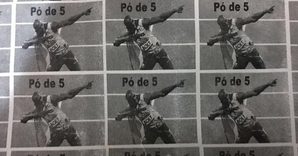 Traficantes vendiam cocaína com foto de Usain Bolt em Duque de ...