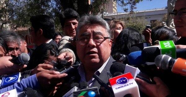 Vice- ministro da Bolívia é espancado até a morte por manifestantes ...