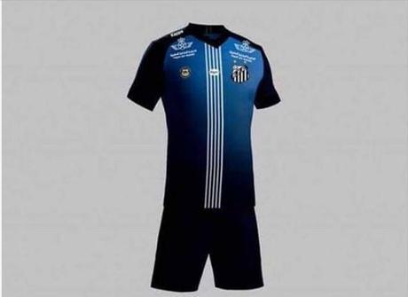 """Terceira camisa do Santos vaza. Relembre uniformes """"diferentes"""""""