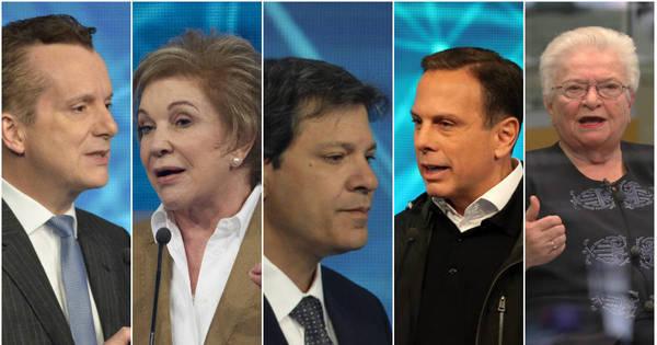 Primeiro horário eleitoral em São Paulo tem história de vida e ...