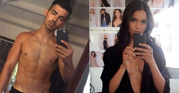 Joe Jonas está namorando brasileira, diz revista - Entretenimento ...