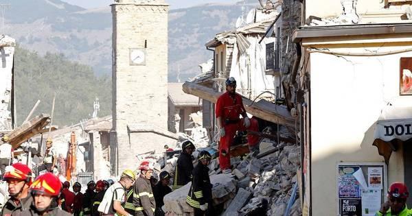 Novo terremoto assusta moradores da região central da Itália ...