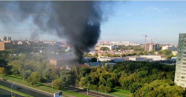 Incêndio de grandes proporções mata 17 na Rússia - Notícias - R7 ...