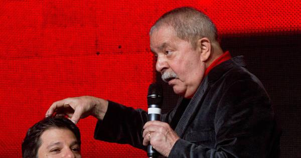 Nome de Lula gera 73% de rejeição na votação para prefeito, diz ...
