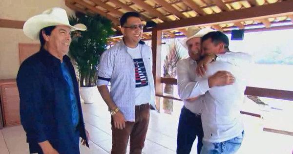 Eduardo Costa e Trio Parada Dura fazem encontro inédito na TV ...