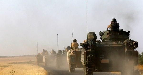 Turquia aprofunda incursão na Síria e atrai censura dos EUA por ...