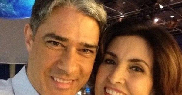 William Bonner e Fátima Bernardes anunciam fim do casamento ...