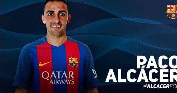 Barcelona oficializa contratação de novo atacante para a temporada ...