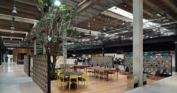Inovadora e sustentável, nova sede do Mercado Livre no Brasil é o ...