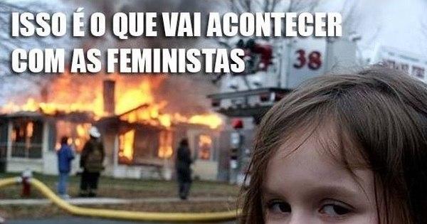 Candidato a vereador de Natal ameaça atear fogo em feministas ...