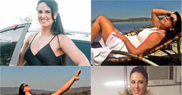 Graciele Lacerda dá aula de sensualidade e mostra que é possível ...