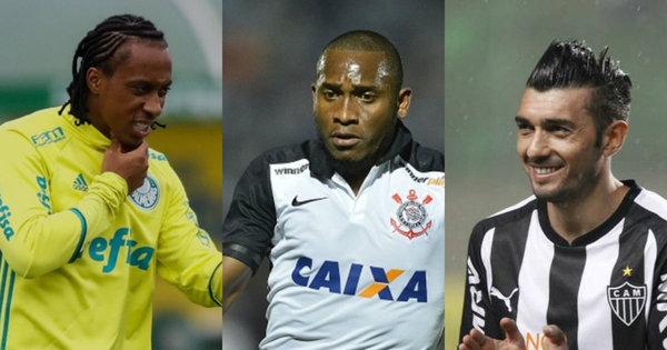 Ainda dá tempo... Veja uma lista de atletas do Brasileirão que ...