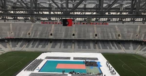 Campeã olímpica, seleção masculina de vôlei enfrenta Portugal em ...
