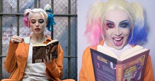 Impressionante! Drag queen se transforma nos personagens de ...