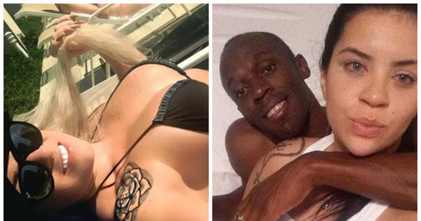 Brasileira que dormiu com Bolt e mulher do goleiro Muralha ...