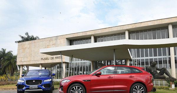 Aceleramos o Jaguar F-Pace, primeiro SUV da marca felina ...
