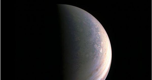 Nasa divulga imagens inéditas de Júpiter: 'Não se parece com nada ...