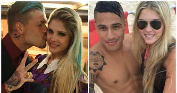 De Mateus Verdelho a Paolo Guerrero: relembre os namorados de ...