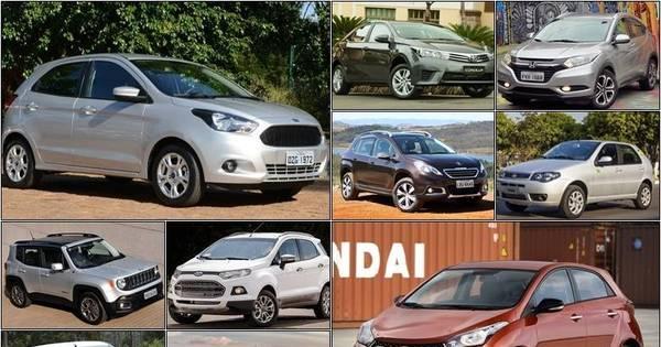 GM Onix, Hyundai HB20 e Ford Ka continuam na liderança; veja os ...