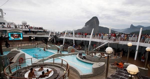 Brasil sai da rota dos navios de cruzeiro - Notícias - R7 Economia