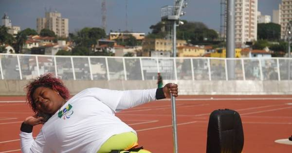 Atletismo e natação prometem alavancar o Brasil na Paralimpíada ...
