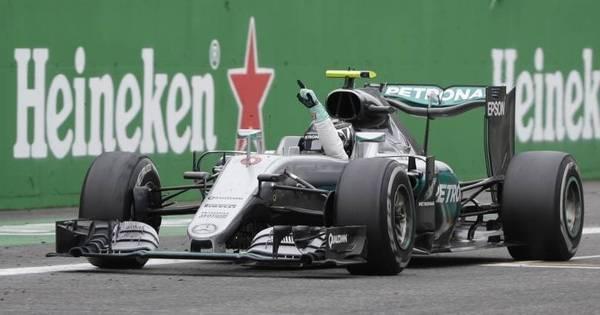 Hamilton erra na largada, Rosberg vence na Itália e embola briga pelo título. Massa termina apenas em 9º