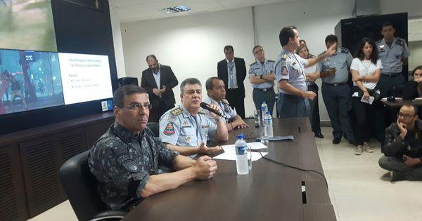 SP: Após violência em protesto, comando da PM diz não ver excesso