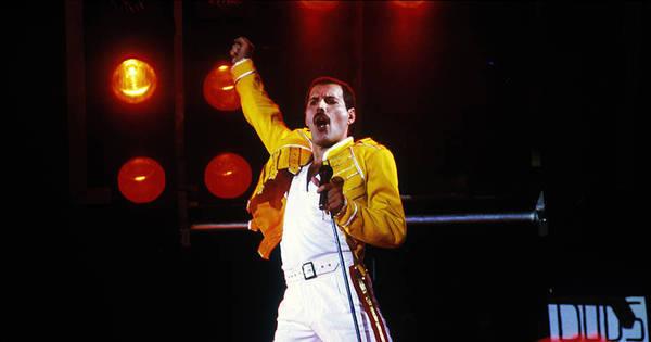 Freddie Mercury vira nome de asteroide em aniversário de 70 anos ...