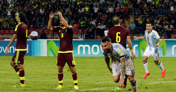 Sem Messi, Argentina leva susto e arranca empate com a ...
