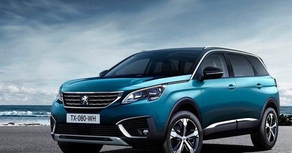 Peugeot 5008 vira SUV na nova geração; veja as fotos - Fotos - R7 ...
