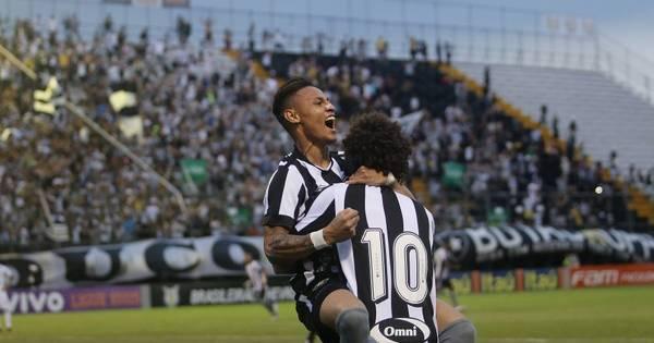 Botafogo vence clássico com o Fluminense, embala no Brasileiro e ...
