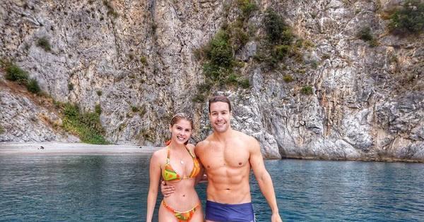 Bárbara Evans curte viagem pela Itália ao lado do namorado - Fotos ...