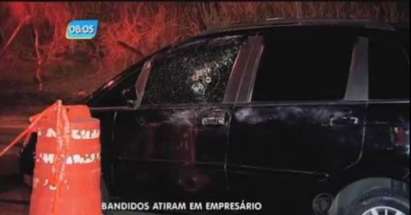 Empresário é assassinado a tiros após sair de condomínio na zona ...