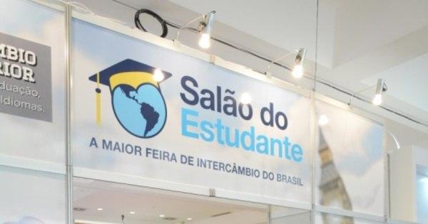 Salão do Estudante começa em SP neste sábado - Notícias - R7 ...
