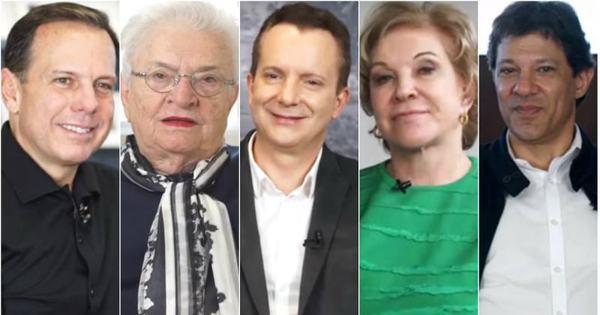 Candidatos à prefeitura de SP contam como vão reverter ...