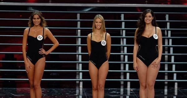Final do Miss Itália tem polêmica por 2ª colocada 'curvy' - Fotos - R7 ...