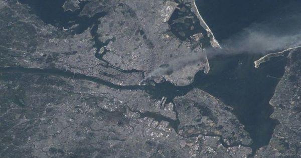 A história por trás da impressionante foto da NASA após os ataques ...