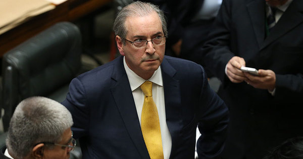 Cassado, Cunha ataca governo e promete escrever livro sobre o ...