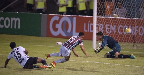 Atlético-MG sai na frente, mas perde para o Fluminense e se ...