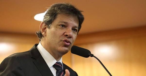 Fernando Haddad é rejeitado por 48% dos eleitores paulistanos ...