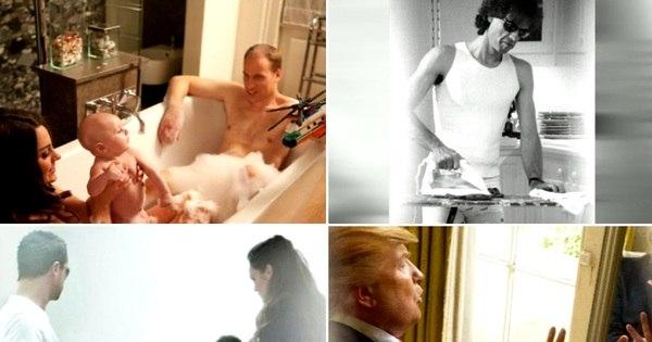 Intimidade revelada! Fotógrafa recria imagens do cotidiano de ...