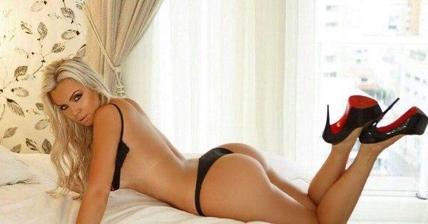 Veridiana Freitas esbanja sensualidade em ensaio e revela que vai ...