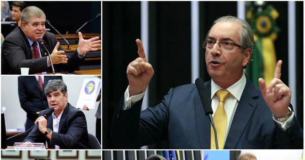 Sob a batuta de Cunha! Marco Feliciano, Paulinho da Força e mais ...