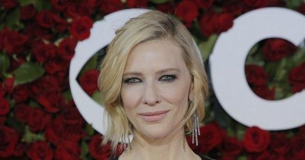 Cate Blanchett lidera grupo de celebridades em vídeo para refugiados