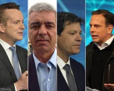 Assista às entrevistas com os candidatos para a Prefeitura de SP
