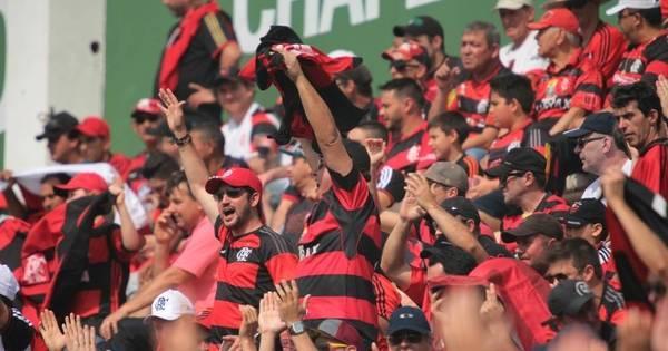 Matemático põe Flamengo à frente do Palmeiras na luta pelo título ...