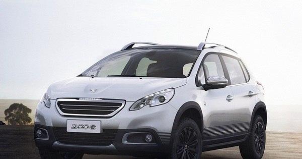 Peugeot 2008 ganha série limitada com estilo aventureiro - Fotos ...