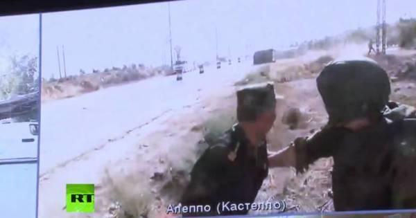 Tropas russas são recebidas à bala por rebeldes mesmo em meio à ...