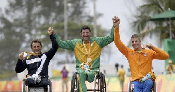Alessandro Zanardi conquista prata nas Paralimpíadas no ...