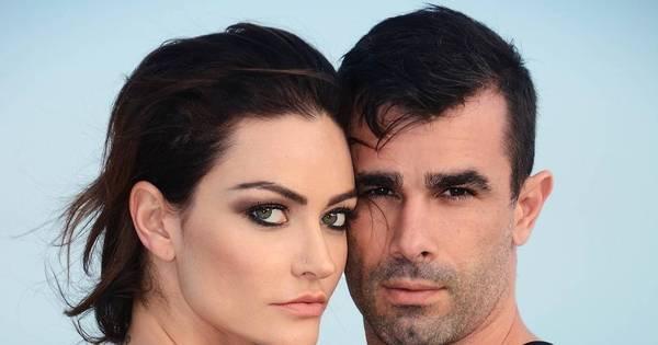 Laura Keller e Jorge Sousa fazem ensaio para divulgar novo canal ...
